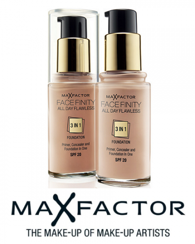 BEAUTY || Maxfactor – FaceFinity All Day Flawless: Review