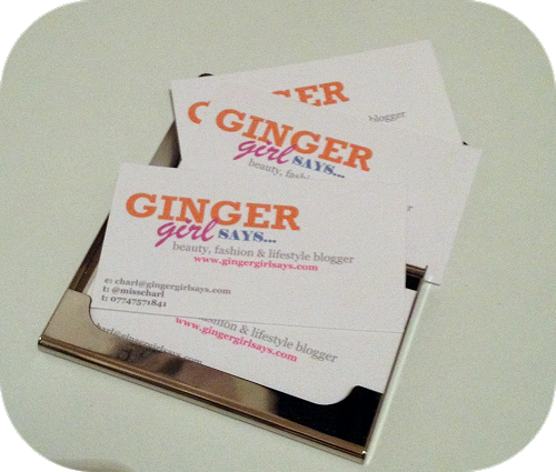 gingergirlsaysbusinesscards
