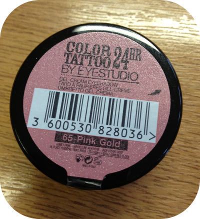 Maybelline Colour Tattoo – Rose Gold