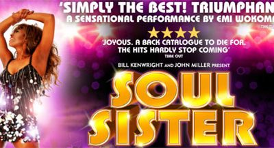 THEATRE || Soul Sister Review