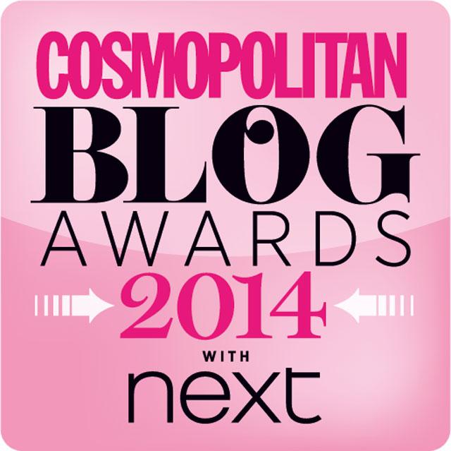 Cosmopolitan Blog Awards 2014