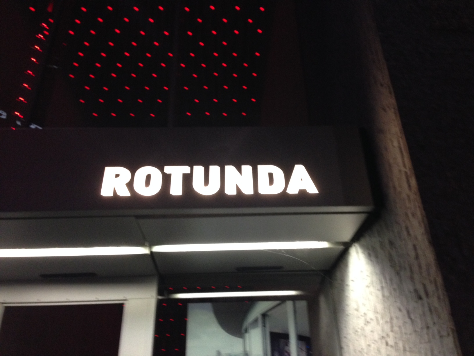 Staying Cool at Rotunda Birmingham