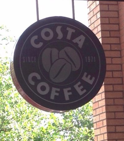 #HelloSummerMoments with Costa Coffee