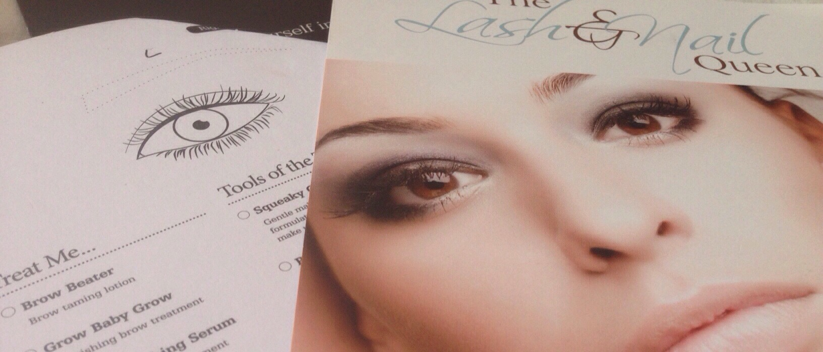 Hd Brows With Lash And Nail Queen Stoke On Trent