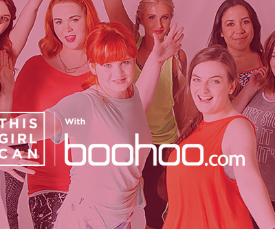 boohoo | This Girl Can