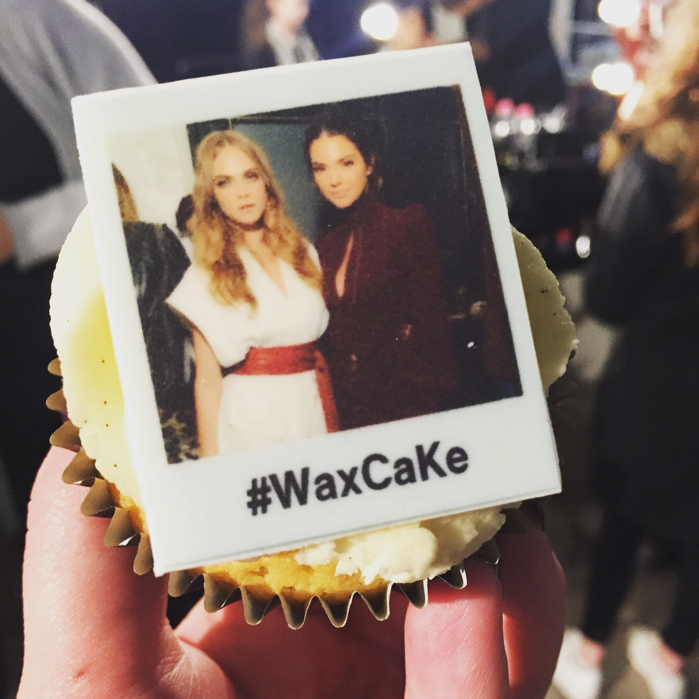 Madame Tussauds Wax #CaKe Fashion Week