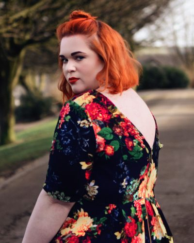 Floral Frocks with Closet London Curve
