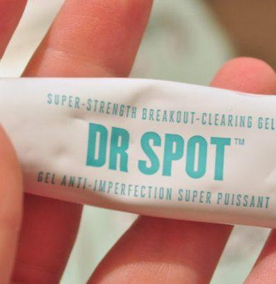 Soap & Glory Dr Spot | Breakout Emergency