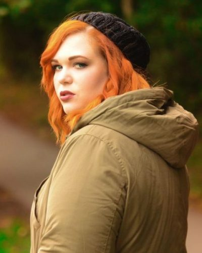 Plus Size Parka with ASOS Curve