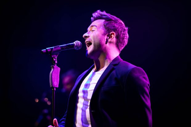 Shane Filan Right Here Tour
