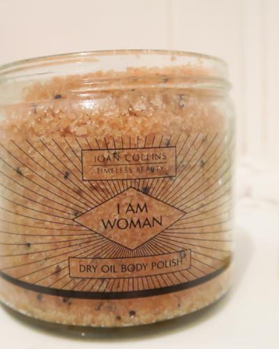 Winter Glow | I Am Me Dry Body Polish
